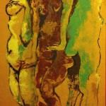 Tres mujeres, 1994