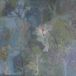 Caballero rojo en el bosque, 1998