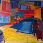 Paisaje simbólico en Mota del Cuervo, 2006