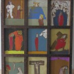 Retablo la santa II, 1994