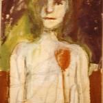 Niña con la flor, 1993