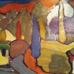 paisaje 1, 1994