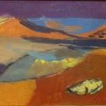 Figura en el paisaje I, 1994