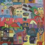 Retablo de sueños, 2000