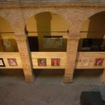 Exposición Palacio de San Galgano, Siena