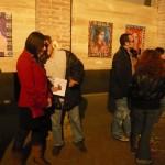 Exposición en el Palacio de San Galgano, Siena