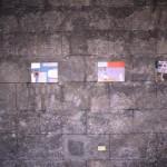 Exvotos en la pared