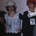 Con Ana Mazoy