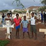En mi viaje de novia de tesis a Cabo Verde Mindelo quedó en mi corazón