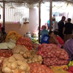 En mi viaje de novia de tesis a Cabo Verde disfruto de los mercados