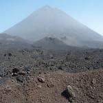 En mi viaje de novia de tesis a Cabo Verde encuentro un volcán en Fogo