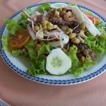En mi viaje de novia de tesis a Cabo Verde esta ensalada me enfermó hasta delirar
