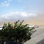 En mi viaje de novia de tesis a Cabo Verde un tornado cambia los planes, pero los planes se hacen sobre la marcha