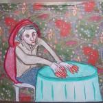 Marita caperucita con dedos de zanahoria, 2012