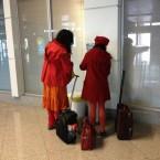 Caperucitas viajeras en Porto